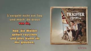 Trauffer - Heiterefahne  -  Instrumental -Text hochdeutsch