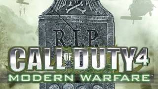 Call of Duty 4 is Officially Dead! R.I.P.