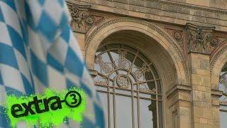 Realer Irrsinn: Goetheglas im bayerischen Landtag