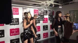 lol live circuit 2016~spank!!~ 6月24日 渋谷modi HMV&BOOKS TOKYO.