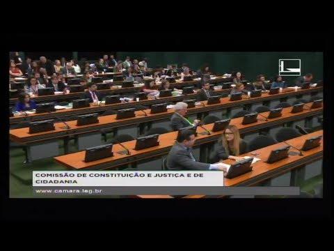 CONSTITUIÇÃO E JUSTIÇA E DE CIDADANIA - Reunião Deliberativa - 08/05/2018 - 15:30