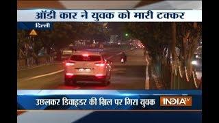 Speeding car kills youth at ITO area in Delhi