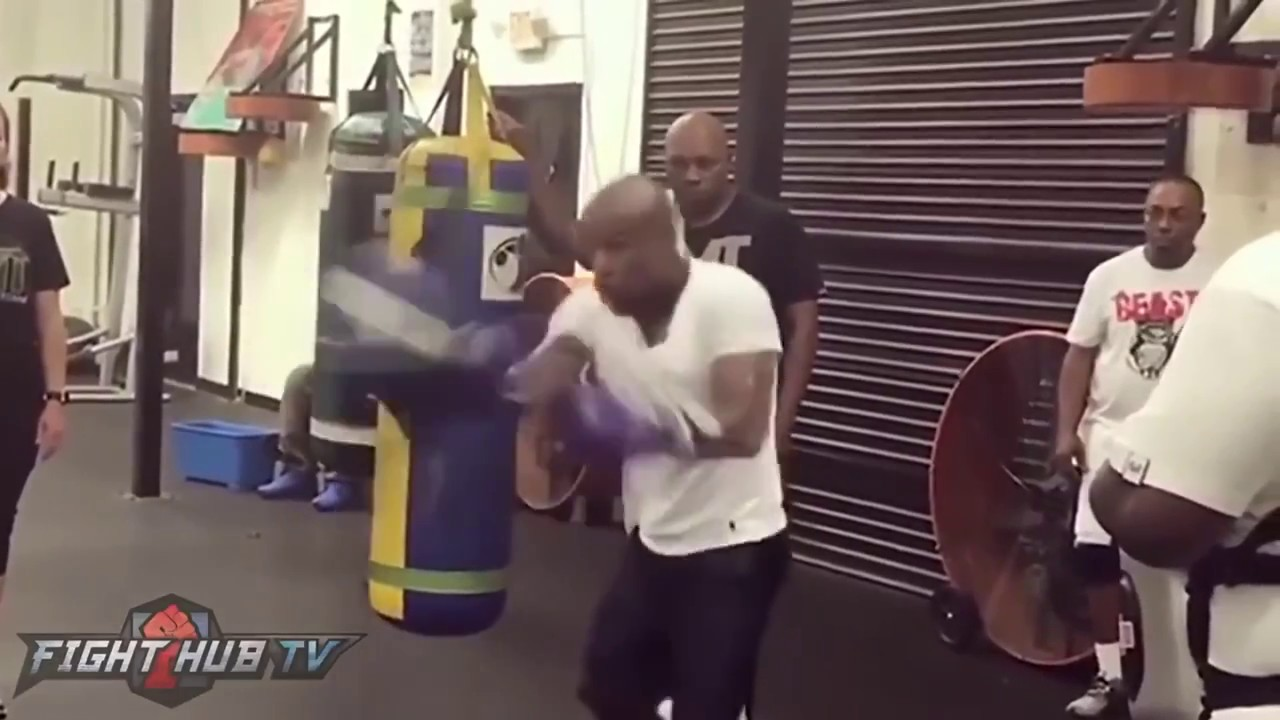 Floyd Mayweather Motivation Hard Work Dedication Mayweather Vs