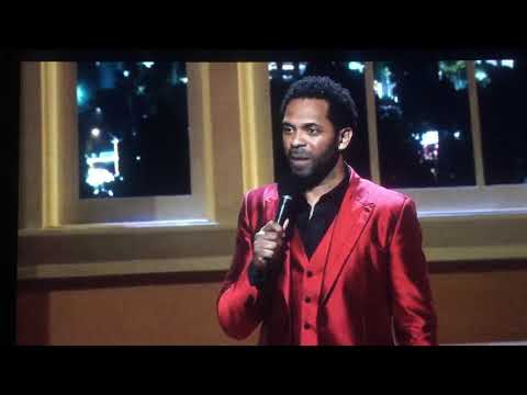 Mike Epps when the police com