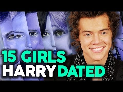 """15 Girls That Harry Styles Has """"Dated"""""""