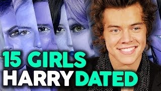 15 Girls That Harry Styles Has 'Dated'