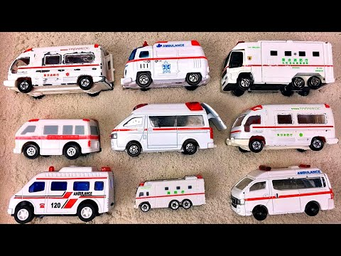 Ambulance puzzle | Twinkle Twinkle Little Star Song | Kids & Gizmone  for children & Nursery Rhymes