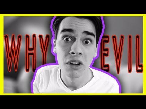 Why Vegetarian so EVIL?