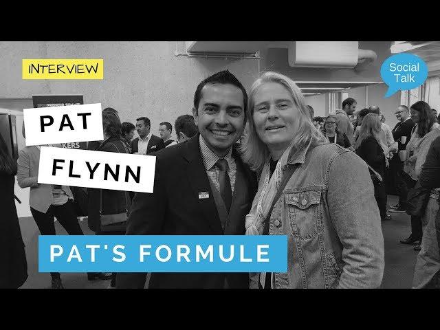 Pat Flynn deelt de Pat Formule