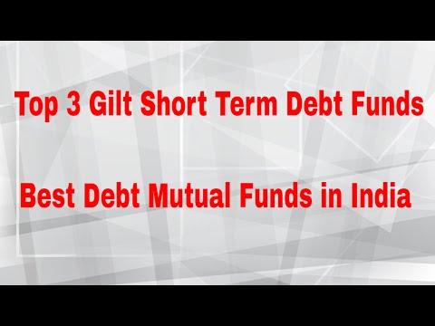 top-3-gilt-short-term-debt-funds-2018-|-best-debt-mutual-funds-in-india