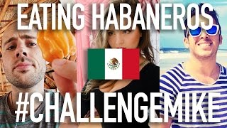 MEXICO: EATING HABANEROS WITH ALEX TIENDA & ALE IVANOVA