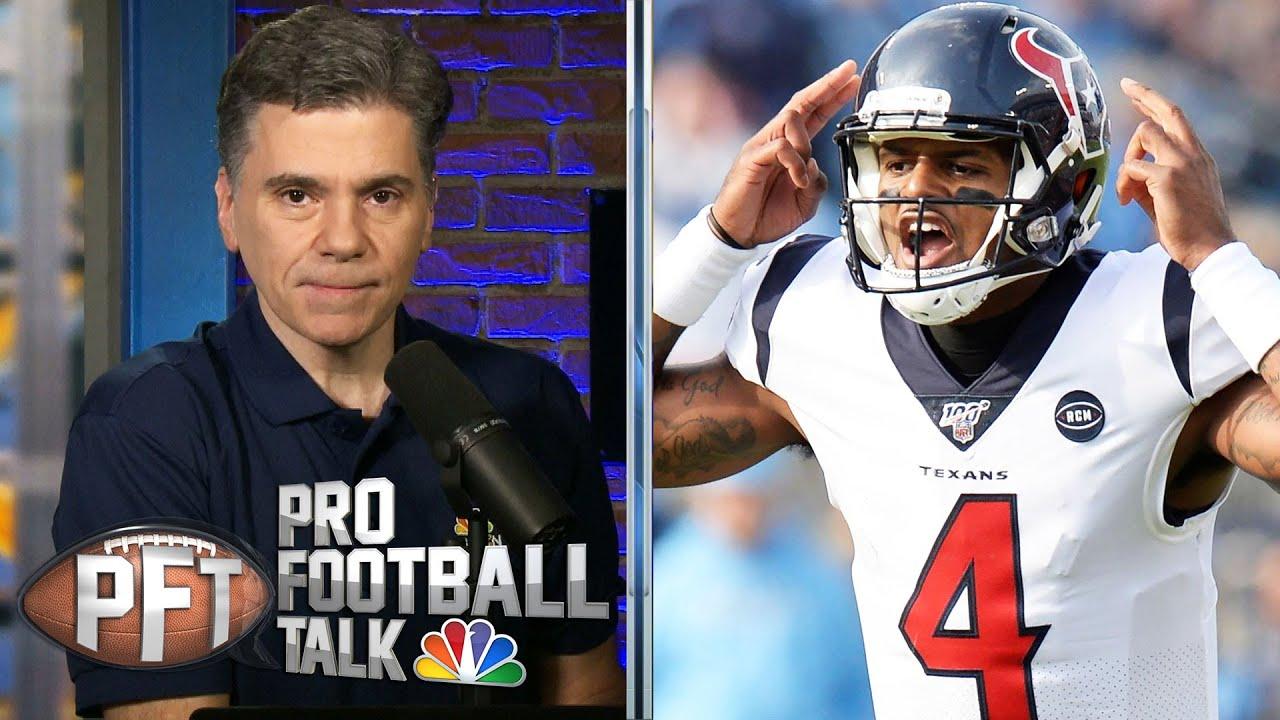 Texans' Deshaun Watson must take next step without DeAndre Hopkins   Pro Football Talk   NBC Sports