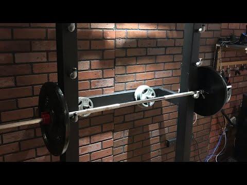 Squat rack / power rack build