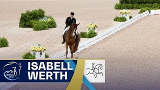 Isabell Werth remains no.1 in Dressage on Bella Rose |FEI World Equestrian Games 2018