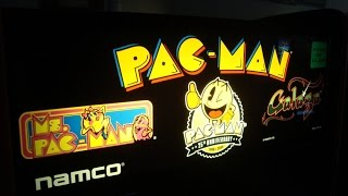 Namco's Pac-Man 25th Anniversary Arcade Game  - Overview, Artwork, Gameplay