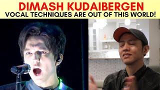 Baixar DIMASH Kudaibergen | OGNI PIETRA | OLIMPICO | REACTION VIDEO BY REACTIONS UNLIMITED