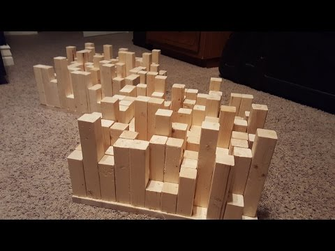 How to Make a Wooden Sound Diffuser