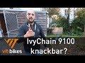 ABUS Kettenschloss IvyChain 9100 knackbar? - vit:bikesTV 217