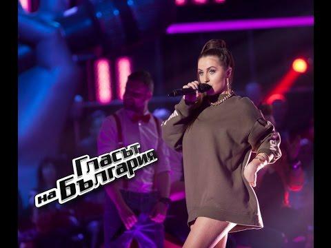Мария Димова-MIA D - Hey Mama - Отбор Иван Лечев - Супер Битки 1 - Гласът на България 4