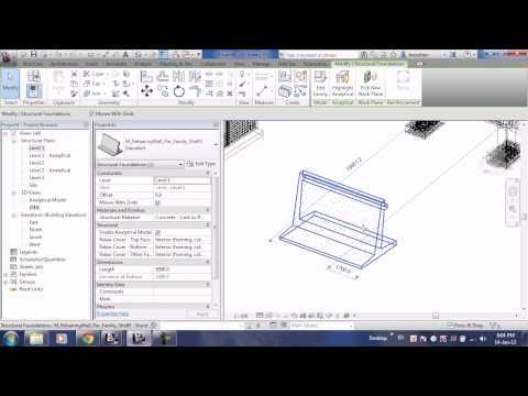 Học Revit Structure 2013   Part 14