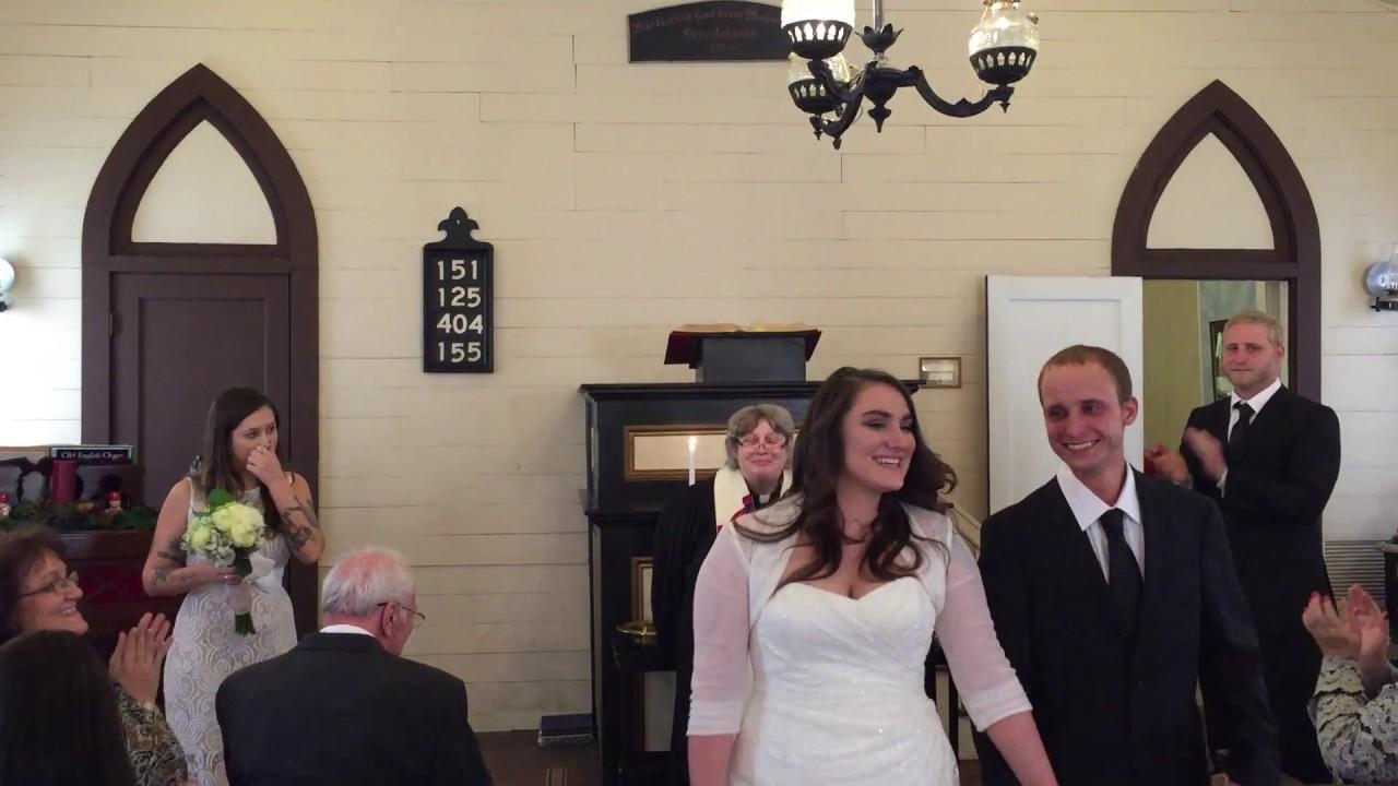 Morris baker wedding