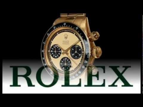 Rolex commercial song