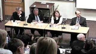 Panel Discussion: Community Corrections for Mentally Disordered Offenders