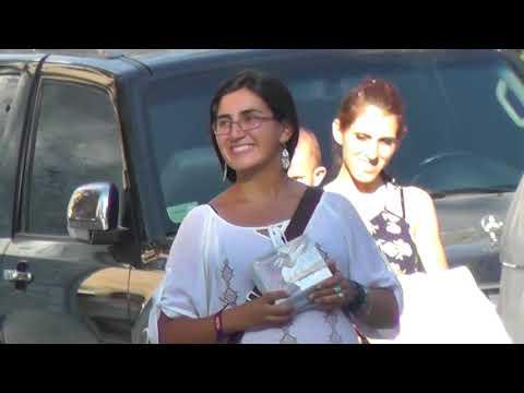 Туристы в Ереване/Զբոսաշրջիկները Երևանում