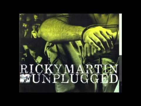 ricky martin vuelve mtv unplugged version