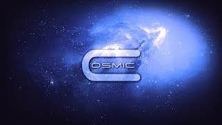 Photoshop Real-Time Art: Cosmic's Logo