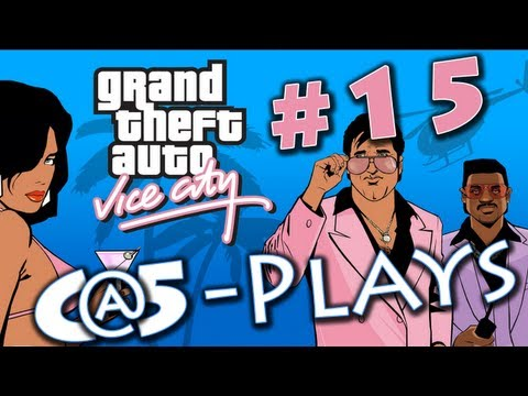 Let's Play -- GTA Vice City, Part 15 -- Malibu Club Asset mission