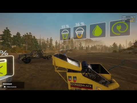 Quick Looks: Gold Rush: The Game E02 - Throwing Away the Shovel
