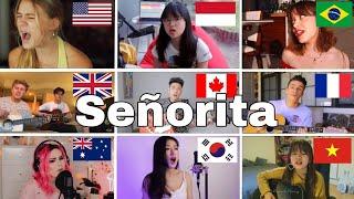 Who Sang It Better :Shawn Mendes - Señorita (us,uk,canada,australia)