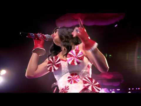 Katy Perry - Teenage Dream - Live - Part of Me 3D