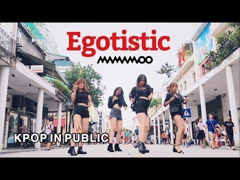[KPOP IN PUBLIC CHALLENGE] MAMAMOO(마마무) - Egotistic(너나 해) DANCE COVER By C.A.C From Vietnam