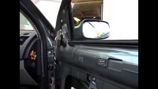 Renault Megane leve vitre passager module hs