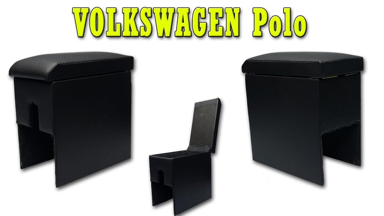 Volkswagen показал новый Polo 6 поколения - YouTube