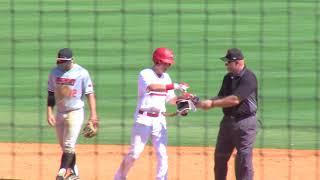Jacksonville State Baseball Highlights - JSU DH vs. Southeast Missouri - April 13, 2018