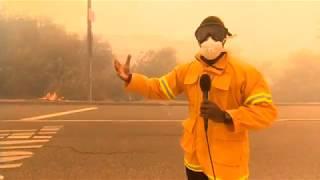 Ungewöhnlich schwere Waldbrände in Kalifornien /11.11.2018, 04.39 Uhr: aktuell 80 Tote