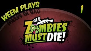 All Zombies Must Die, Episode 1: Let