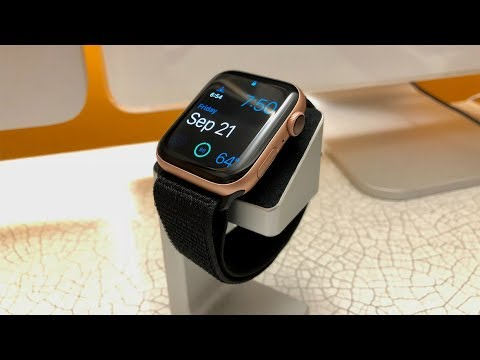 Unboxing Apple Watch Series 4 Gold 44mm Youtube