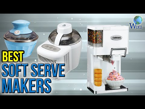 8 Best Soft Serve Makers 2017