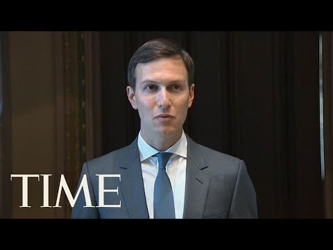 Jared Kushner Makes Rare Speech To The Public About White House Office Of American Innovation | TIME