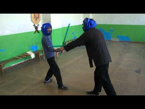 THE BEST Of Fencing Training _Тренировки детской группы фехтования