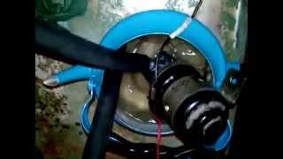 Промывка радиатора отопителя автомобиля Промывка радиатора печки