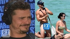 Orlando Bloom Reacts To Nude Paddleboarding Photos