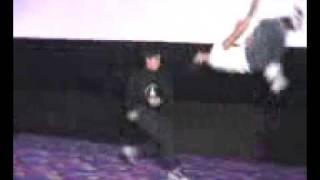 Tony Jaa in Action