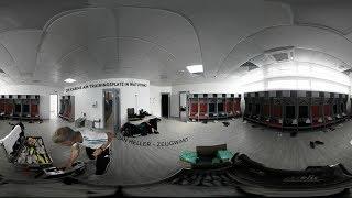 360-Grad-Video: Das Teamhotel