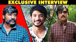 அப்பாக்கு அப்புறம் விஜய் சேதுபதிதான்  - Gautham Karthik Interview | Oru Nalla Naal Paathu Solren