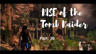Lets play Rise of the Tomb Raider Teil 36: Enteisungstruppe unterwegs